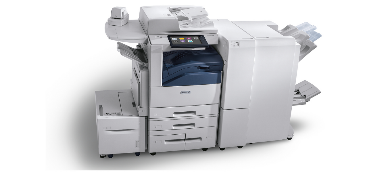 Solution d'impression professionnelle Xerox